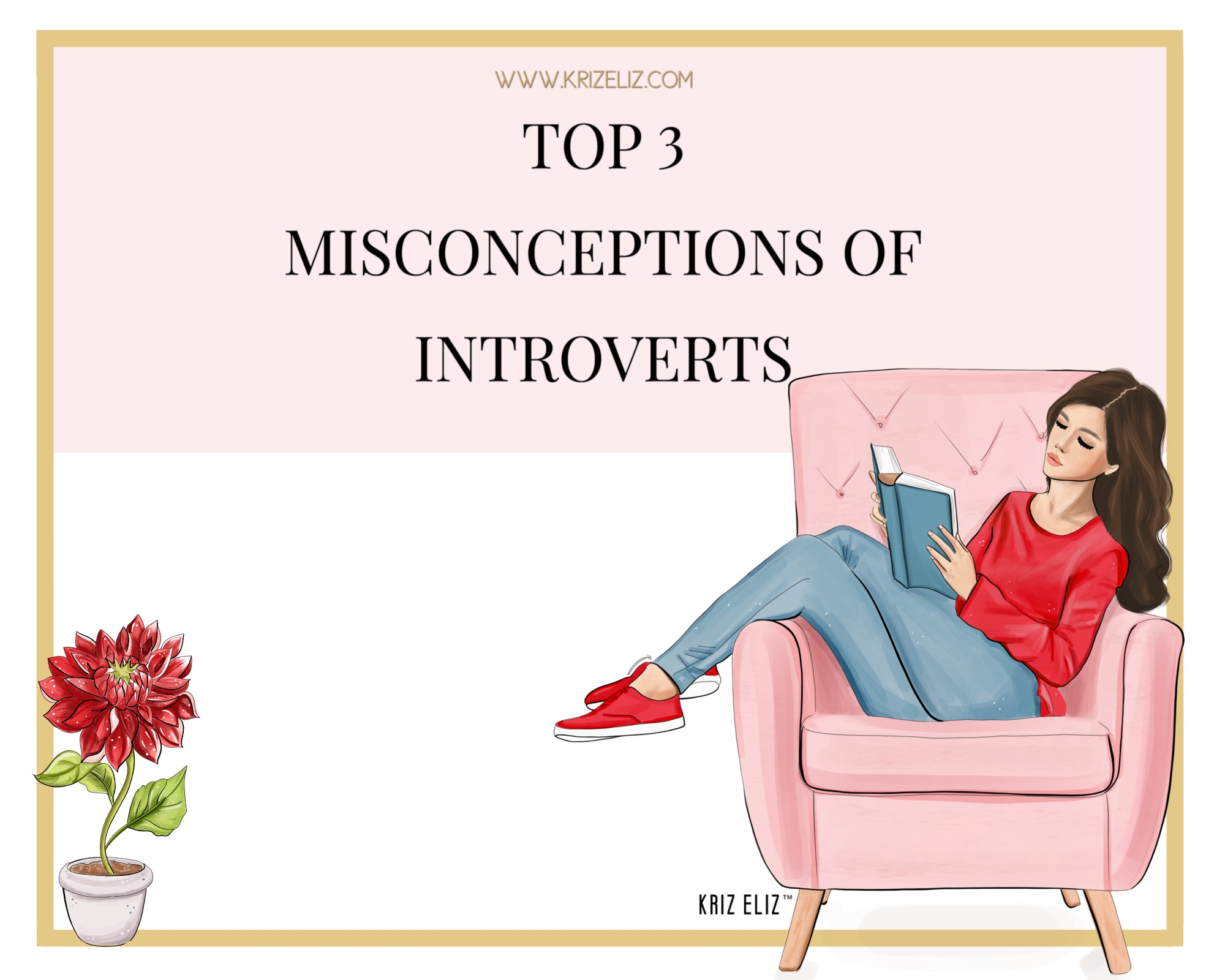 Top 3 Misconceptions of Introverts