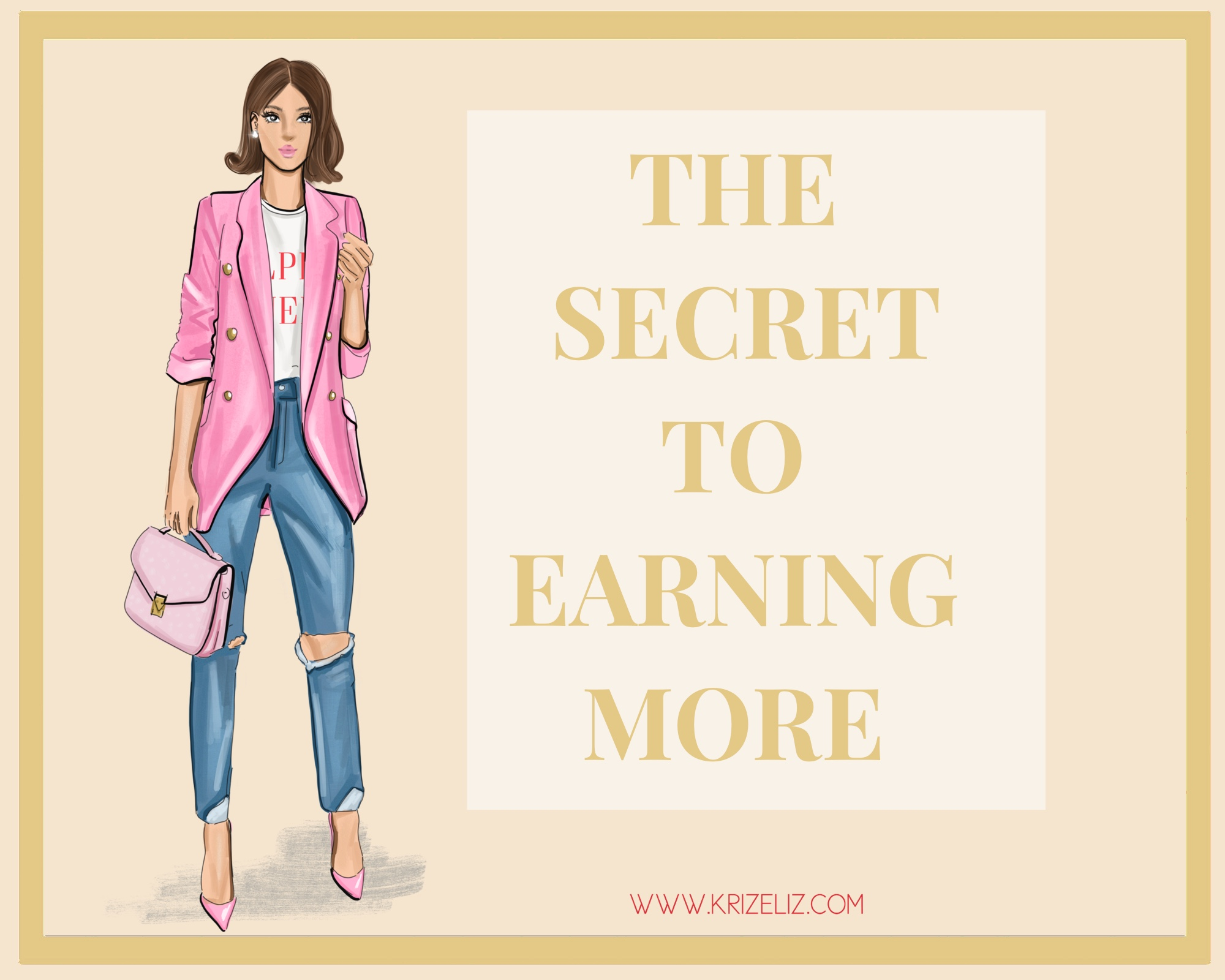 The Secret to Earning More